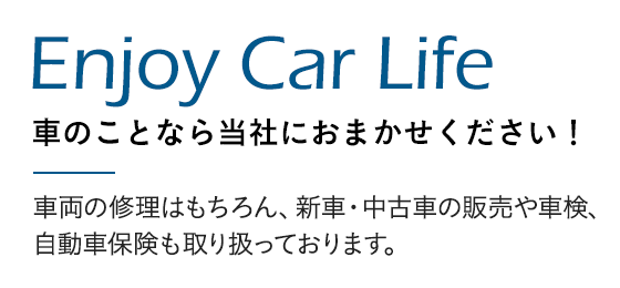 Enjoy Car Life